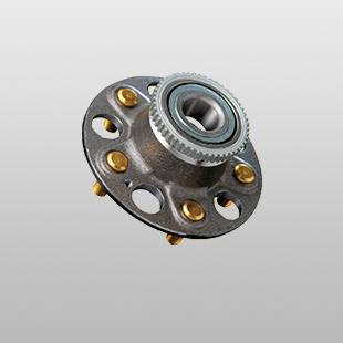 2nd generation hub bearing unit